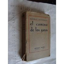 Libro Antiguo , Año 1944 , El Camino De Los Gatos Herman Sud