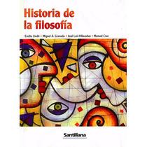 Libro: Historia De La Filisofía Envío $30