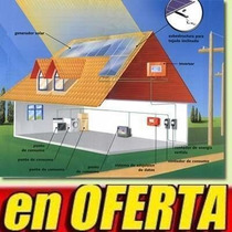 Energias Alternativas Solar Eolica Termica Envios Imperdible