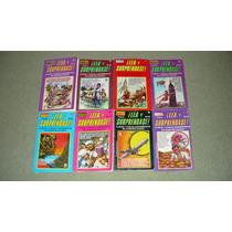 ¡lea Y Sorprendase! 8 Libros De Bolsillo B/n Mina Editores