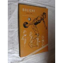 Libro Boliche , Casady Y Liba , Año 1971 , 80 Paginas