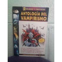 Libro Antología Del Vampirismo Cuentos Stephen King Relato