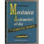 Lote 2 Libros Mecánica Carburación Automotriz México 1959