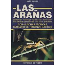 Arañas - Libro De Especies