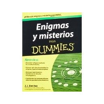 Libro Enigmas Y Misterios Para Dummies *cj