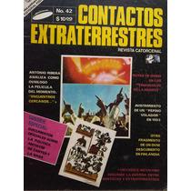Contactos Extraterrestres Revista No42 Ovnis Y Alienigenas