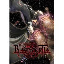 Libro Arte The Eyes Of Bayoneta Incluye Artbook + Dvd