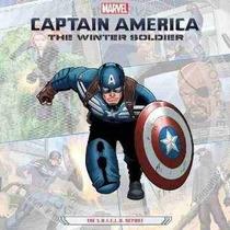 Libro De Captain America: The Winter Soldier: Shield Report