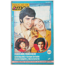 Novelas De Amor Edith González 1980 Ed Novedades Foto