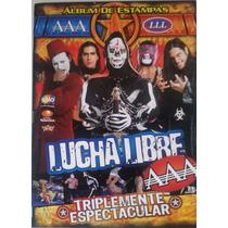 Álbum Lucha Libre Aaa