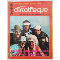 Discotheque Village People Donna Sumer Bee Gees 1979