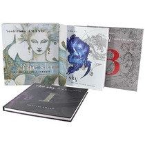 Set De Libros The Sky: The Art Of Final Fantasy De Coleccion