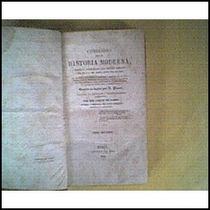 Piquot. Compendio De La Historia Moderna.1836. Oportunidad