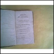Vattel. Derecho De Gentes. 1822. Oportunidad