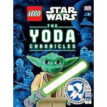 Lego Libro Star Wars The Yoda Chronicles Pasta Dura