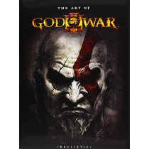 Libro De Arte The Art Of God Of War 3 The Art Of The Game