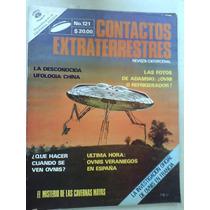 Contactos Extraterrestres Revista 121 Ovnis Y Alienigenas