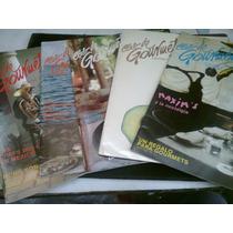 Lote Club De Gourmets Cocina Y Turismo 14 Revistas Vv4