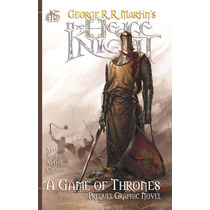 Libro A Game Of Thrones The Hedge Knight: The Graphic Novel