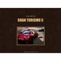 Libro De Arte De The Art Of Gran Turismo 5 - Nuevo
