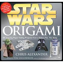 Libro Star Wars Origami 36 Proyectos De Papel En Ingles *4us