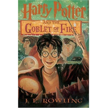 Libro Harry Potter And The Goblet Of Fire En Pasta Dura!