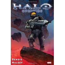 Libro Halo - Upraising Novel Pasta Dura Nuevo
