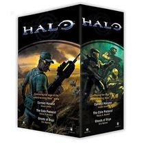 Libros Halo Boxed Set 3 Libros Nuevos P Blanda