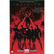 Libro New Avengers Volume 2: Infinity (marvel Now)