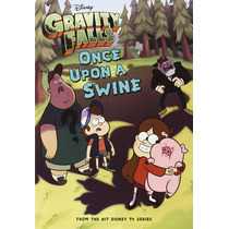 Set 2 Libros: Gravity Falls Pining Away Y Once Upon A Swine