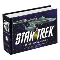 Libro Guía De Star Trek: The Original Series 365 Nuevo
