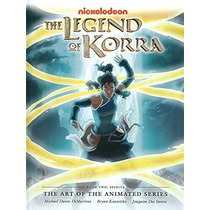Libro Legend Of Korra: The Art Of The Animated Series Vol 2