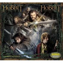 The Hobbit Calendario De Pared 2015 + Bonus!