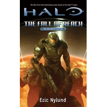 Libro Halo: The Fall Of Reach - Libro 1 P Blanda!
