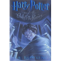 Libro Harry Potter And The Order Of The Phoenix En P Dura!