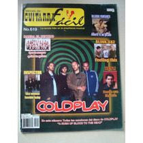 Guitarra Facil Coldplay No. 619 Blink Recodo Inspector Nueva