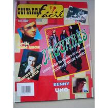 Guitarra Facil Jaguares No. 587 Erik Benny Nueva