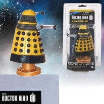 Doctor Who, Dalek Amarillo, Monitor Bubblehead, Dr. Who