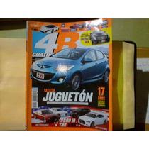 Revista 4r (4 Ruedas) Del Ano 2011
