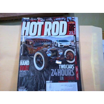 Revista Hot Rod Magazine Ano 2012 Seminueva