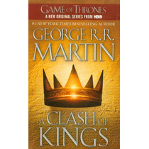 Libro Game Of Thrones A Clash Of Kings Vol 2 - Ingles Pb!