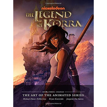 Libro Legend Of Korra: The Art Of The Animated Series Vol 3