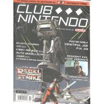 Revista Club Nintendo Año 12 Num. 10
