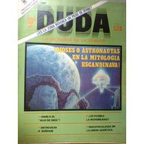 Dioses O Astronautas Escandinavos Revista Duda No 528 Posada