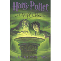 Libro Harry Potter And The Half-blood Prince En Pasta Dura!