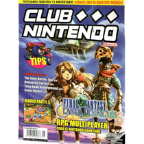 Revista Club Nintendo Año 13 Num. 1