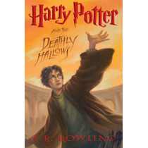 Libro Harry Potter And The Deathly Hallows En Pasta Dura!