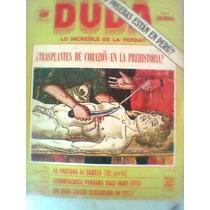 Revista Duda ¿trasplantes De Corazon En La Prehistoria? 220