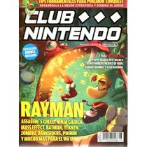 Revista Club Nintendo Año 21 Num. 8