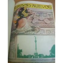 Rumbos Nuevos 1925-26 Mexico Revista Anticlerical Cristeros